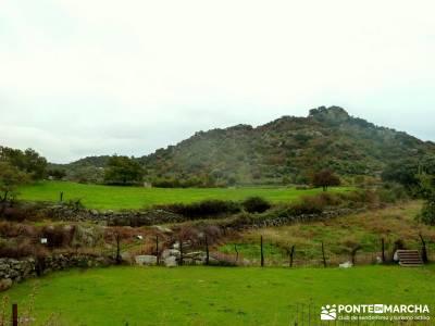 Senda Viriato; Sierra San Vicente; monasterio de piedra zaragoza montana madrid castillo coca